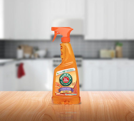 Orange Oil Cleaner